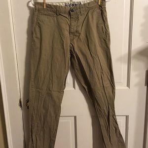 Old Navy Men's Khaki Pants
